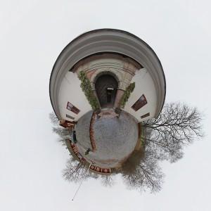 Världen är rund - Västerorts Foto