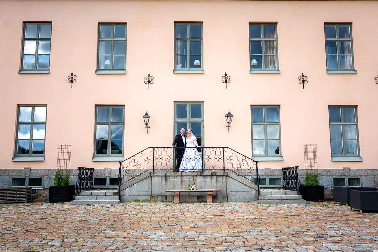 Bröllop Hesselby Slott